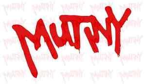 Mutiny Vinyl Graphics Decals