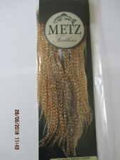 Metz Selle Violet Selle Grade 2 flytying Cheveux Plumes