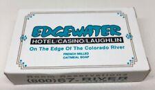 Vintage Retro Edgewater Hotel/ Casino / Laughlin Facial Bar Soap