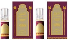 2 sharquiah 6ml By Al Rehab Best Seller al profumo/Attar/ittar 2x6ml
