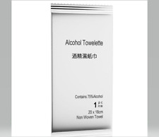 Pocket Travel Size Stay Always Clean Individually packed X10