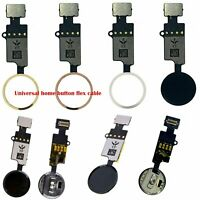 YF End Edition Universal Home Button Flex Cable Kit For iPhone 7 7P 8 / 8 Plus