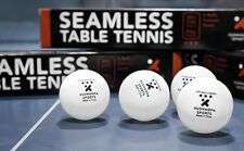 24 x Xushaofa 3 star 40+mm Seamless Balls in White Color ITTF Approved