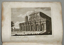 1818c.Inc/Rame.BASILICA DI SAN PAOLO Fuori le Mura par NIBBY - Parboni-Ruga.