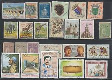 Portuguese Africa Asmall Sampler Mint and Used