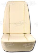 68-69 Corvette Seat Foam NEW 4 Piece Set 7220