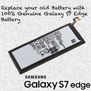 Samsung Galaxy S7 Edge Li-ion BATTERY EB-BG935ABE 3600mAh - 100% Genuine Battery