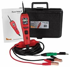 Power Probe 4 Powerprobe IV digital auto eléctrico Tester 12-24 voltios PP401AS