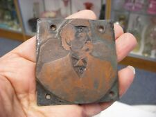Vtg Victor Talking Machine Co Phonograph Record  ??? Advertising Print Plate #13