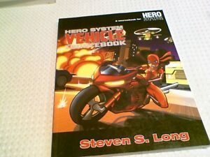 Hero System 5th Ed The Hero System Vehicle Sourcebook
