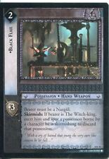 Lord Of The Rings CCG Card SoG 8.R70 Black Flail