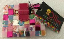 Ollin Arm Candy Sweethearts Conversation Hearts Themed ID Card Wallet