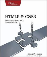 HTML5 and CSS3: Develop with Tomorrow's Standards Today Pragmatic Programmers