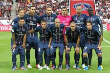 PARIS Saint Germain (Francia) Maglietta Da Calcio Grandi dalla 18