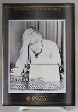 Casita de juegos 90: The Velvet Alley DVD Classic serie TV aired 1959. NUEVO