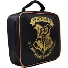 Harry Potter Hogwarts Lunch Bag - Branded Lunchbox For Snacks Food School Office