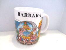 Personalized Barbara Myrtle Beach, Sc Ceramic Cup/Mug