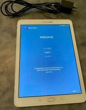 "Samsung Galaxy Tab S2 9.7"" SM-T818V 32GB Verizon Wifi + 4G"