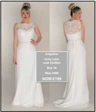 Angelina by Rosa Couture size 16 - NOW £199!!