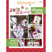 Kimberbell Jingle All the Way! Sewing Pattern Book