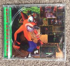 Please Read Only Empty Case for Crash Bandicoot (Sony PlayStation 1) Gh