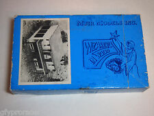 N Scale NEVADA CITY BUTTON WORKS Wood Structure KIT Muir Models #559