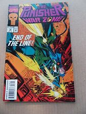 Punisher  War Zone 18 .  Marvel 1993 -   VF - minus