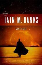 Matter  (ExLib) by Iain M. Banks
