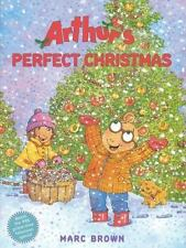 Arthur's Perfect Christmas by Brown, Marc, Good Book