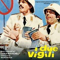 I due vigili - Ma chi ti ha dato la patente - Carlo Rustichelli (cd)