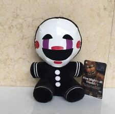 """New Funko FNAF Five Nights At Freddy's Puppet Marionette Clown 6"""" Plush Toy  F34"""