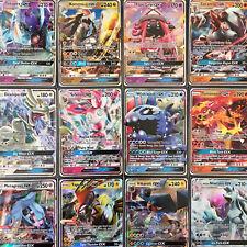 100 Pokemon Cards Premium Pack - with GUARANTEED GX +15 Rare & Rev Holos Cards!