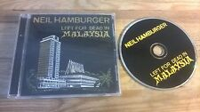 CD Ethno Neil hamburger-left for dead in Malaysia (28) canzone Drag City/CDN