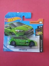 HOT WHEELS - FORD FOCUS RS - NIGHTBURNERZ - SHORT CARTE - FYD15 - 5828