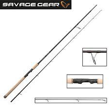 Savage Gear Custom Predator 258cm 110g, Angelrute zum Spinnfischen, Blinkerrute