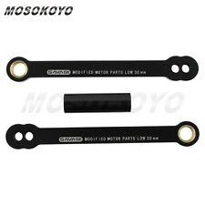 Rear Adjustable Lowering Drop Links Kit Fit HONDA CBR600RR 03-06 CBR1000RR 04-07