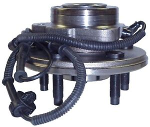 Wheel Bearing and Hub Assembly-4WD Front PTC PT515078