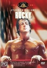 ROCKY  DVD R4 Sylvester Stallone New