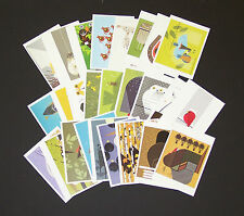 Charles/Charley Harper Lot Of 26 Various Image Post Cards