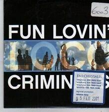 (BZ764) Fun Lovin Criminals, Loco - 2001 DJ CD
