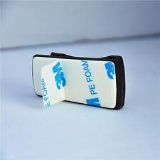 2Pcs Black Car Interior Card Bill Paper Glasses Storage Holder Clip Organiser
