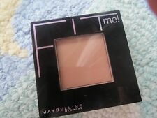 MAYBELLINE FIT ME PRESSED POWDER COMPACT NO 315 SOFT HONEY NEW SEALED