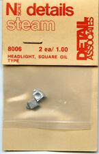 USA Plastic N Scale Garage Detail Kit 1600903