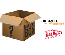 FAST Mystery Box - Tech/games/DVD's and more