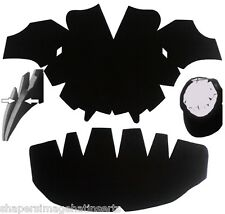 1Pk. DELUXE Hat Liner Dome Panel Shaper| Hat cleaning & storage aide| Hat Insect