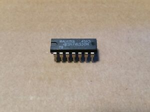 Texas Instruments SN74LS30N IC Chips Integrated Circuits NOS (Lot of 3)