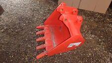 """Kubota BT2904 24"""" Excavator Backhoe Bucket"""
