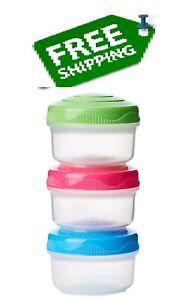 sistema snack pots mini bites to go | 130 ml