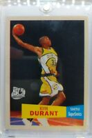 Rare Retro: 2007 07-08 TOPPS 50th Anniversery Kevin Durant Rookie RC #112