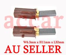Motor Carbon Brushes For Ametek Lamb vacuum cleaner 2311480 33326-1 333261   AU